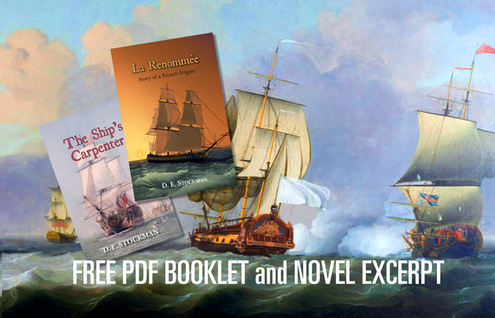 La Renommée: A Story of a French Frigate - FREE BOOKLET! ForumAd